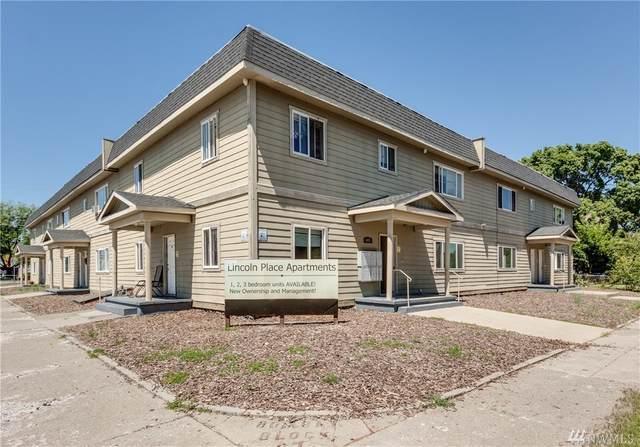 1405 N Lincoln Ave 1-14, Spokane, WA 99201 (#1620300) :: Capstone Ventures Inc