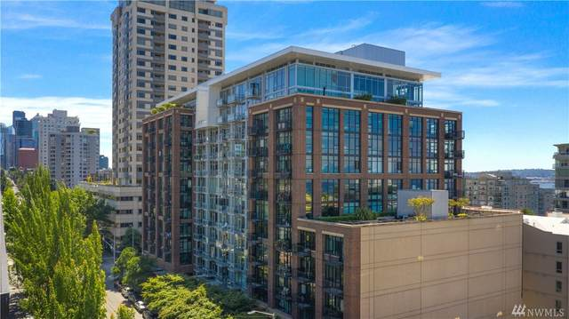 2911 2nd Ave #304, Seattle, WA 98121 (#1620317) :: The Kendra Todd Group at Keller Williams
