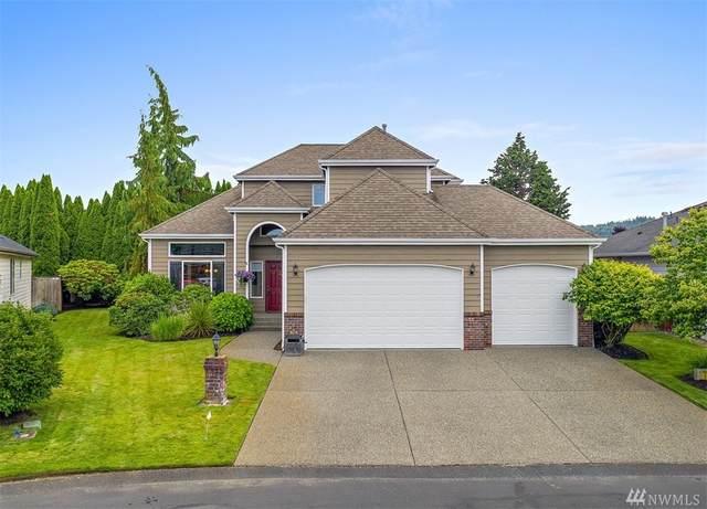 14808 E 155th St Ct, Orting, WA 98360 (#1620323) :: Ben Kinney Real Estate Team