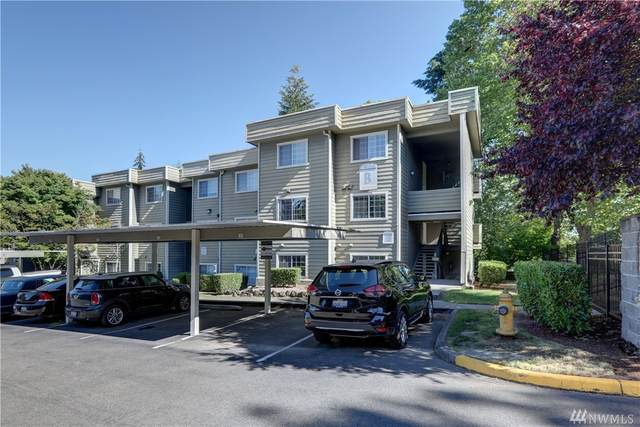 28307 18th Ave S B105, Federal Way, WA 98003 (#1620348) :: Capstone Ventures Inc