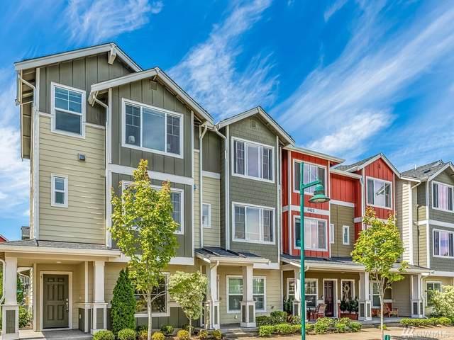 4425 135th Place SE #5, Mill Creek, WA 98012 (#1620366) :: Ben Kinney Real Estate Team