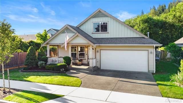 15401 45th St Ct E, Sumner, WA 98390 (#1620375) :: Ben Kinney Real Estate Team