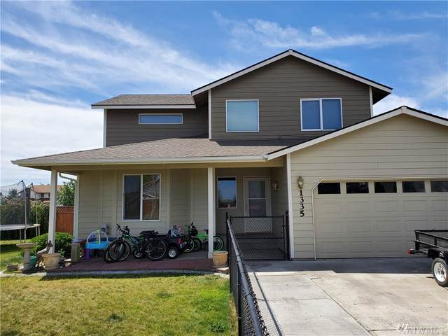 1335 E Greens Lp, Moses Lake, WA 98837 (#1620416) :: Better Properties Lacey