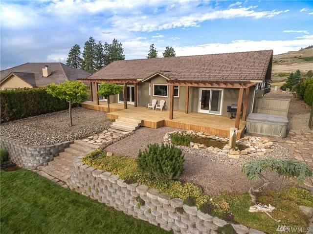 500 Desert Canyon Blvd, Orondo, WA 98843 (#1620417) :: The Kendra Todd Group at Keller Williams