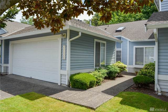 22028 43rd Ave S #133, Kent, WA 98032 (#1620425) :: Beach & Blvd Real Estate Group