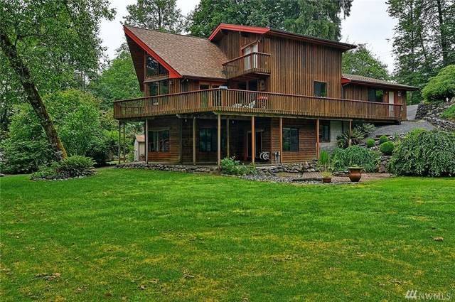 6930 Robe Menzel Rd, Granite Falls, WA 98252 (#1620445) :: Real Estate Solutions Group