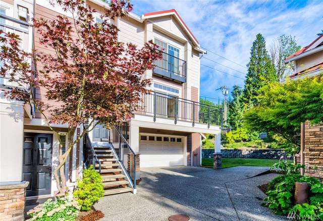 12721 SE 41st Place #109, Bellevue, WA 98006 (#1620497) :: Real Estate Solutions Group