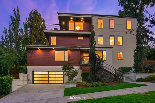 801 E Gwinn Place, Seattle, WA 98102 (#1620537) :: The Robinett Group