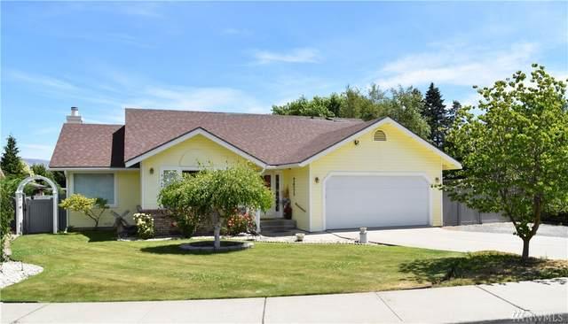 345 Pickens St, Wenatchee, WA 98801 (#1620626) :: Capstone Ventures Inc