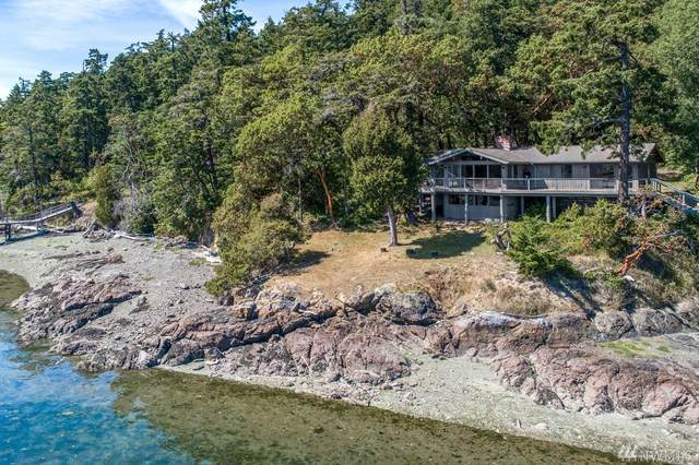 57 Brown Island, Friday Harbor, WA 98250 (#1620656) :: Ben Kinney Real Estate Team
