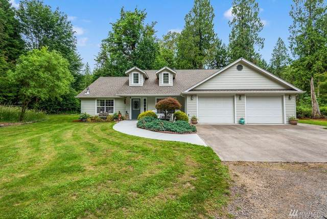 136 Fish On Lane, Toledo, WA 98591 (#1620754) :: Real Estate Solutions Group