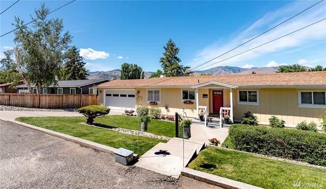 1610 N Anne Ave, East Wenatchee, WA 98802 (#1620757) :: Ben Kinney Real Estate Team