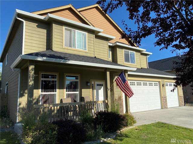 3405 W Mariner Lane, Moses Lake, WA 98837 (#1620768) :: Northern Key Team