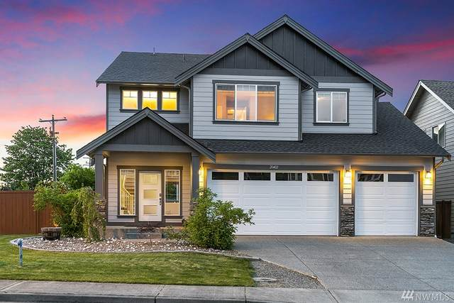 20402 81st St E, Bonney Lake, WA 98391 (#1620992) :: The Kendra Todd Group at Keller Williams