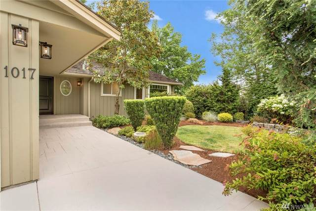 1017 84th Ave NE, Medina, WA 98039 (#1621144) :: Ben Kinney Real Estate Team