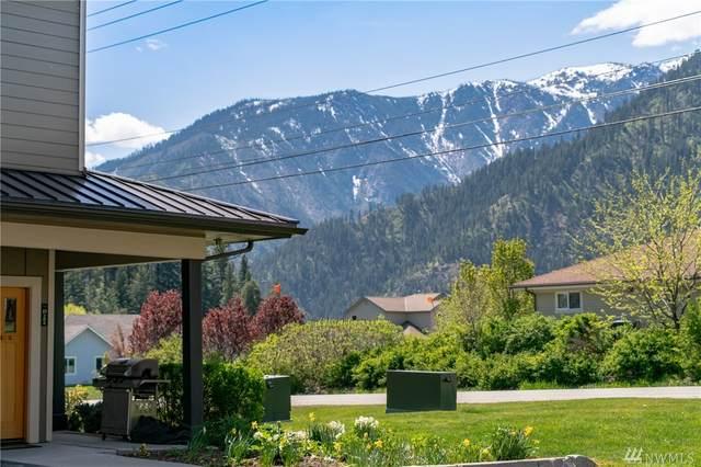 100 Ski Blick Strasse C103, Leavenworth, WA 98826 (MLS #1621235) :: Nick McLean Real Estate Group