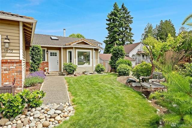 3405 99th Place SE, Everett, WA 98208 (#1621304) :: The Kendra Todd Group at Keller Williams
