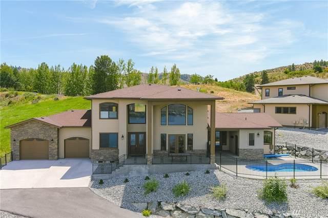 143 Mirabella Dr, Chelan, WA 98816 (MLS #1621363) :: Nick McLean Real Estate Group