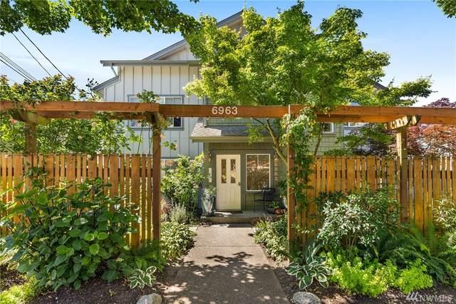 6963 California Ave SW #202, Seattle, WA 98136 (#1621388) :: Northern Key Team