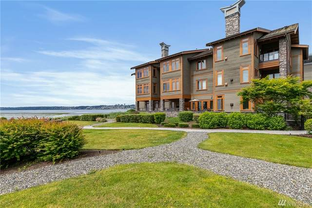 9535 Semiahmoo Pkwy B306, Blaine, WA 98230 (#1621398) :: Keller Williams Realty