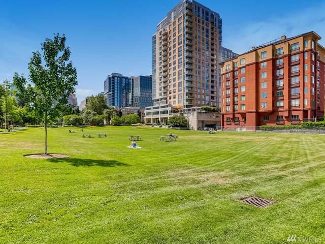 1106 108th Ave NE #602, Bellevue, WA 98004 (#1621409) :: Ben Kinney Real Estate Team