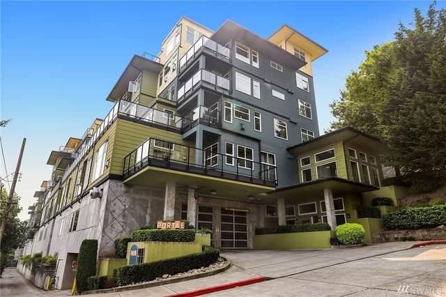 655 Crockett St A105, Seattle, WA 98109 (#1621665) :: Capstone Ventures Inc