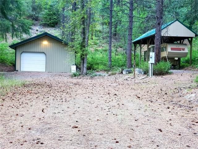 18120 Entiat River Rd, Entiat, WA 98822 (MLS #1621687) :: Nick McLean Real Estate Group