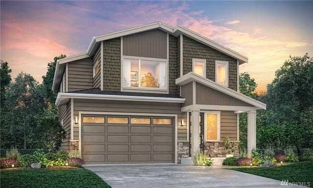 2932 93rd Place SE Ev 08, Everett, WA 98208 (#1621750) :: Icon Real Estate Group