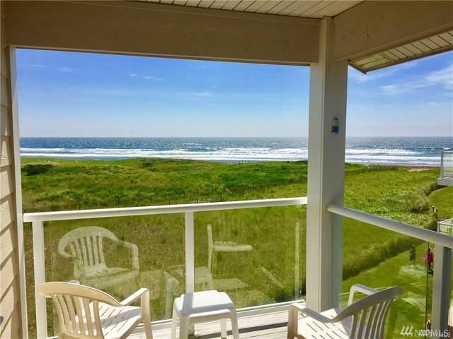 1600 W Ocean Ave #434, Westport, WA 98595 (#1622148) :: Ben Kinney Real Estate Team