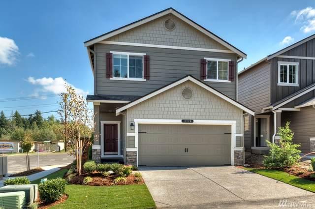 1410 S 281st St S #25, Des Moines, WA 98003 (#1622188) :: Beach & Blvd Real Estate Group