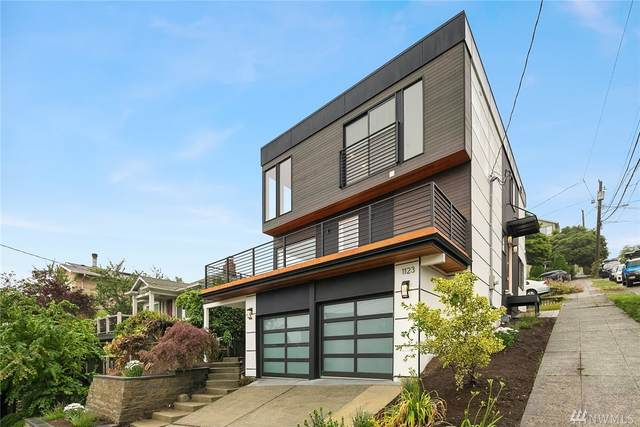 1123 5th Ave N, Seattle, WA 98109 (#1622202) :: The Kendra Todd Group at Keller Williams