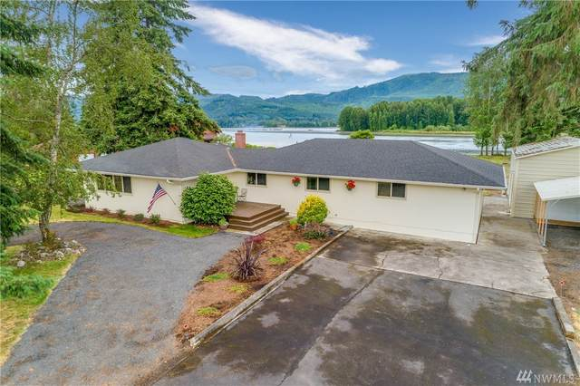 79 W Sunny Sands Rd, Cathlamet, WA 98612 (#1622281) :: Better Properties Lacey
