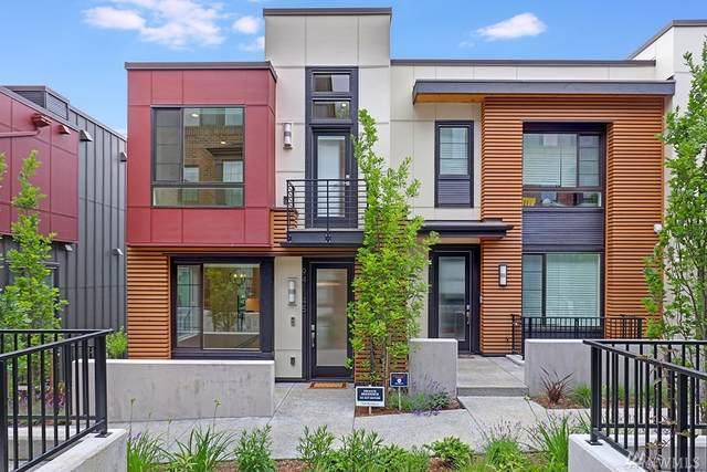 941 W Mcgraw St #45, Seattle, WA 98119 (#1622347) :: Alchemy Real Estate