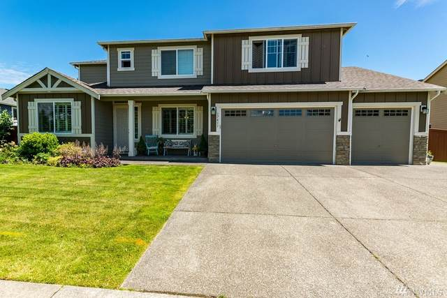 17411 84th Ave NE, Arlington, WA 98223 (#1622370) :: The Kendra Todd Group at Keller Williams