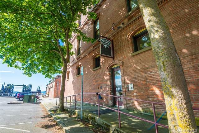 181 Quincy St #201, Port Townsend, WA 98368 (#1622381) :: The Torset Group