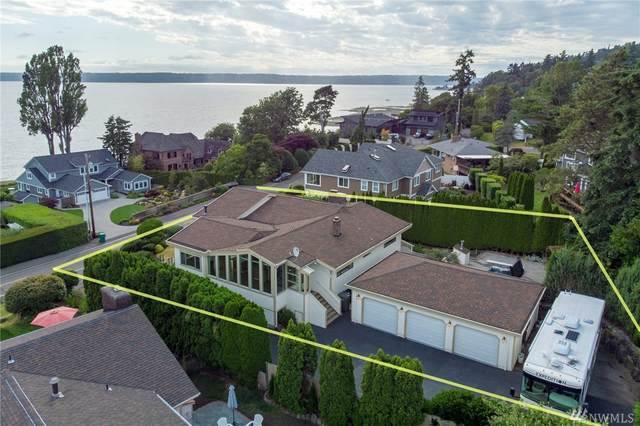 17924 Normandy Terr SW, Normandy Park, WA 98166 (#1622396) :: Real Estate Solutions Group