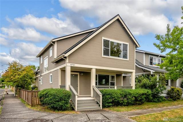 6741 Shaffer Ave S, Seattle, WA 98108 (#1622400) :: The Kendra Todd Group at Keller Williams