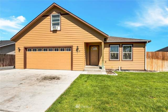 1519 N Buell Drive, Moses Lake, WA 98837 (#1622424) :: Mike & Sandi Nelson Real Estate