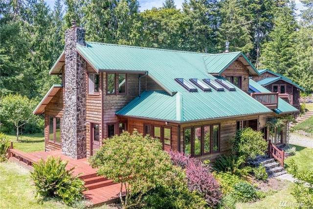 1060 Olele Point Road, Port Ludlow, WA 98365 (#1622516) :: Pacific Partners @ Greene Realty