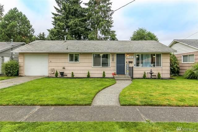 1011 E St SE, Auburn, WA 98002 (#1622581) :: Mike & Sandi Nelson Real Estate