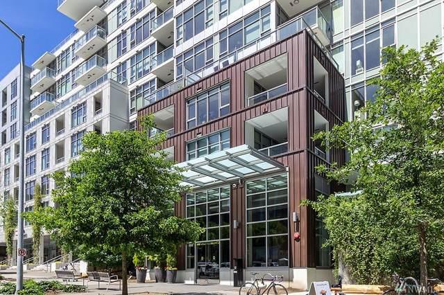 583 Battery St 201N, Seattle, WA 98121 (#1622591) :: Capstone Ventures Inc