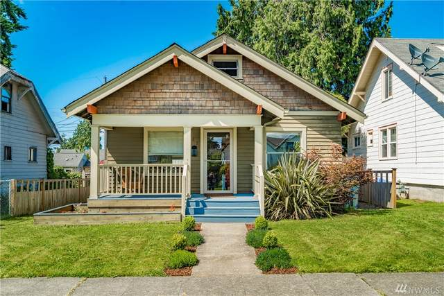 511 S 51st St, Tacoma, WA 98408 (#1622594) :: Canterwood Real Estate Team