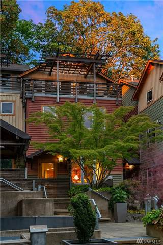3824 Evanston Ave N #6, Seattle, WA 98103 (#1622628) :: The Kendra Todd Group at Keller Williams