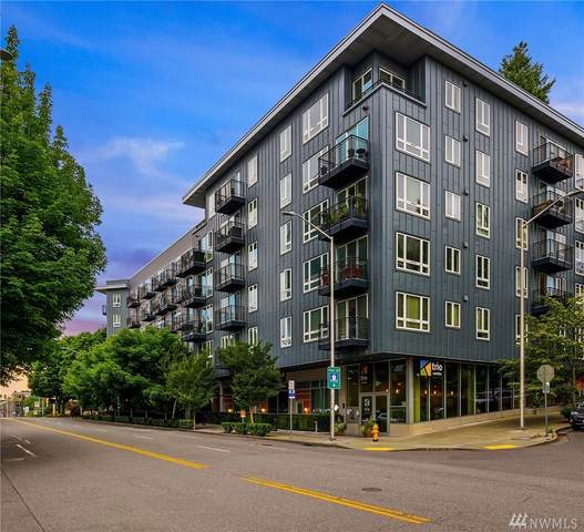 3104 Western Ave #604, Seattle, WA 98121 (#1622678) :: The Kendra Todd Group at Keller Williams