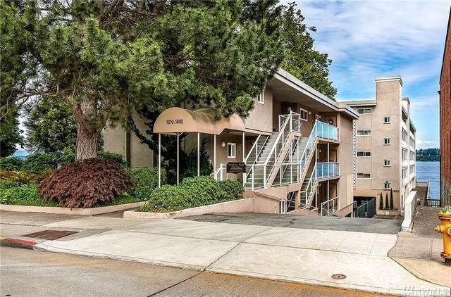 1810 43rd Ave E B103, Seattle, WA 98112 (#1622767) :: Engel & Völkers Federal Way