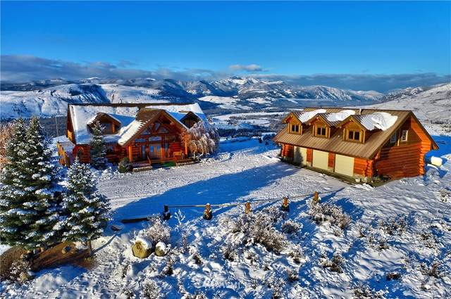 236 Stud Horse Mountain Road, Winthrop, WA 98862 (#1622835) :: Mike & Sandi Nelson Real Estate