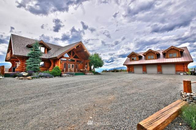 236 Stud Horse Mountain Road, Winthrop, WA 98862 (MLS #1622835) :: Nick McLean Real Estate Group