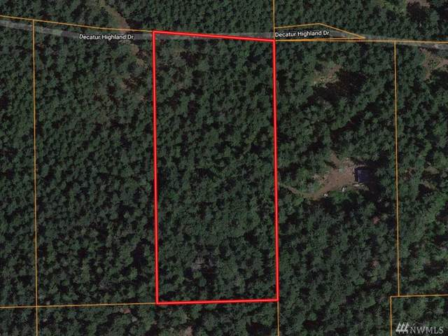 3-XX Decatur Highland Dr, Lopez Island, WA 98261 (#1622853) :: NW Home Experts