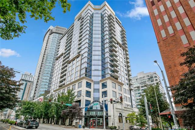 2033 2nd Ave #1400, Seattle, WA 98121 (#1622897) :: Mike & Sandi Nelson Real Estate