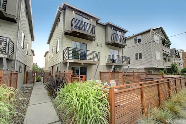 2445 55th Ave SW B, Seattle, WA 98116 (#1622922) :: Capstone Ventures Inc